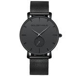 Mooi, elegant en klassevol quartz uurwerk voor mannen