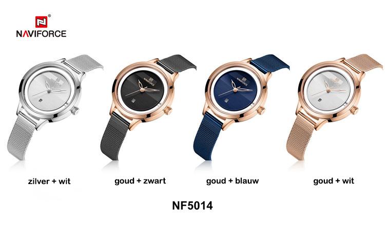 kleuren NF5014