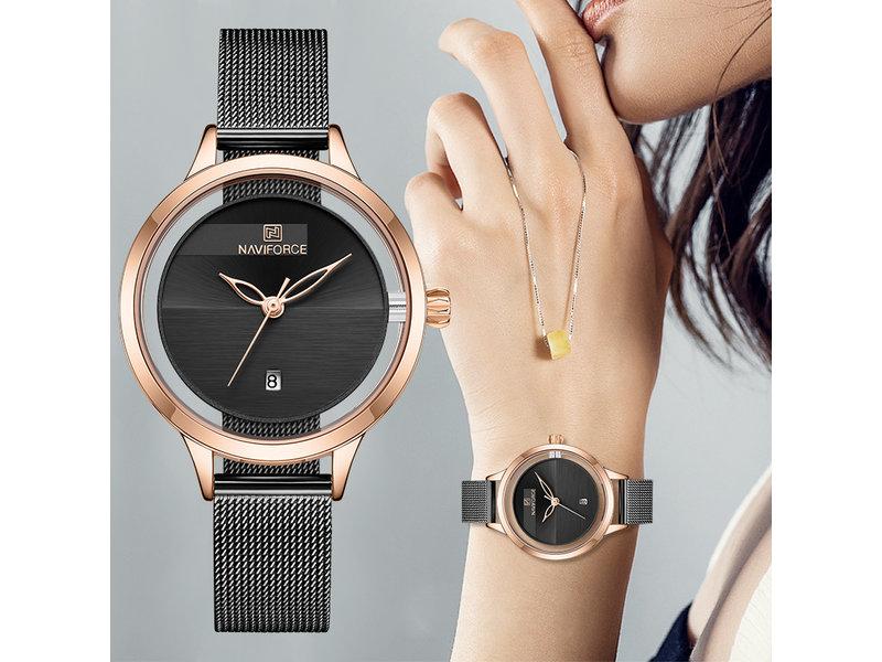 Prachtig NAVIFORCE uurwerk voor dames ( Model 5014 )