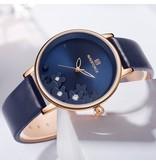 Modieus en eigentijds NAVIFORCE uurwerk voor dames ( Model 5012 )