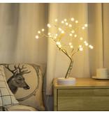 Parel Led Bonsai boom met 36 leds, magisch en betoverend mooi