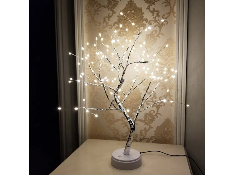 Led Bonsai boom met 108 led lampjes, magisch en betoverend mooi