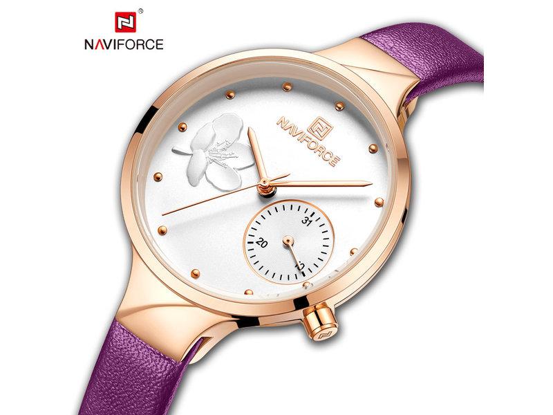 Prachtig NAVIFORCE uurwerk voor dames ( Model 5001)
