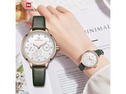 Prachtig NAVIFORCE uurwerk voor dames met stijl ( Model 5003)