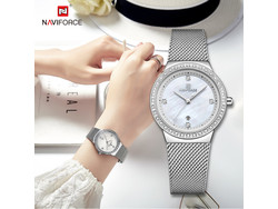Prachtig NAVIFORCE uurwerk voor dames met stijl ( Model 5005)