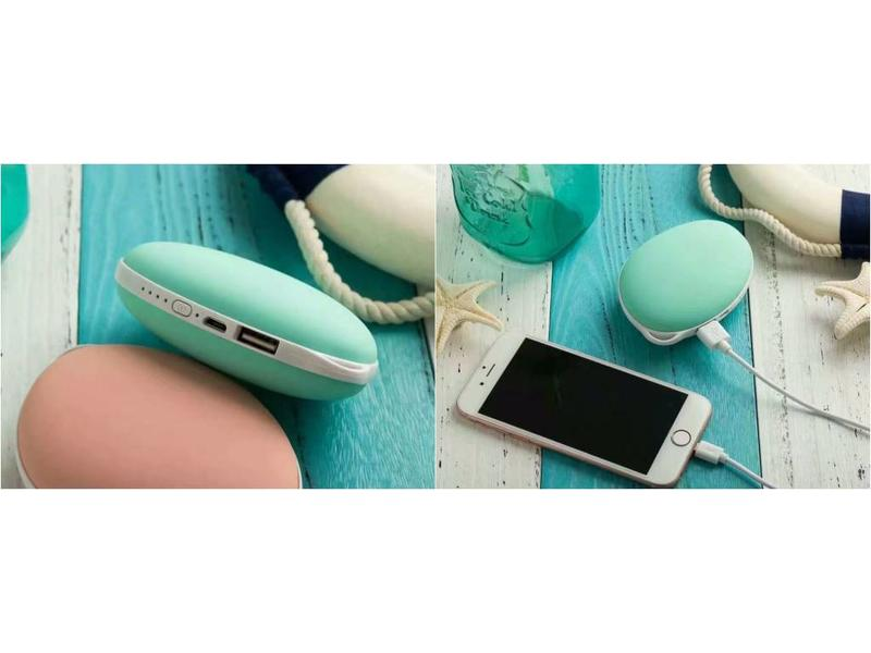 HANDVERWARMER + POWER BANK