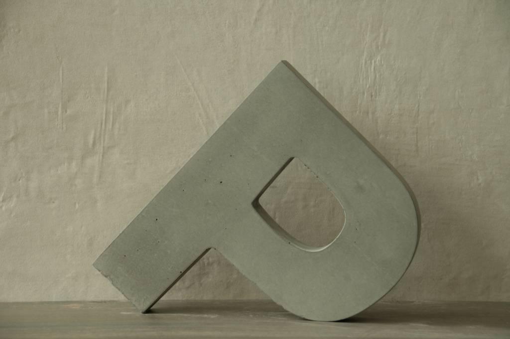 Lettera di cemento unterleitner non solo piastrelle