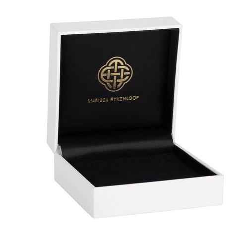 Marissa Eykenloof Silver bracelet Rose Quartz
