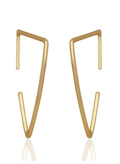 Marissa Eykenloof Geometric Earring