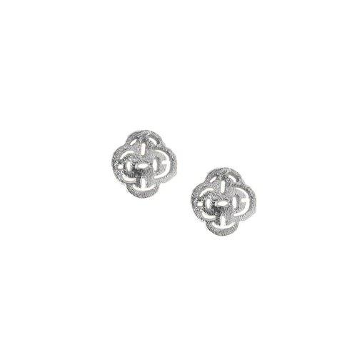 Marissa Eykenloof Stud earring silver