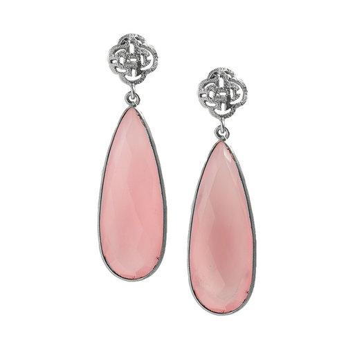 Marissa Eykenloof Jewelry Set Rosequartz