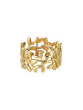 Marissa Eykenloof Wide ring gold