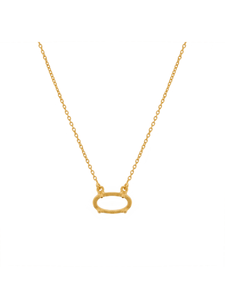 Marissa Eykenloof Necklace gold