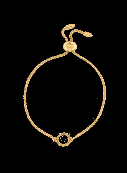 Marissa Eykenloof Carmen bracelet hexagon