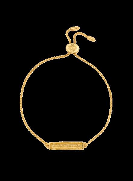 Marissa Eykenloof Char Bracelet Baquette