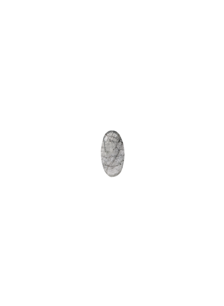 Marissa Eykenloof Oval Tourmalinated quartz