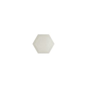 Marissa Eykenloof Hexagon Witte agaat