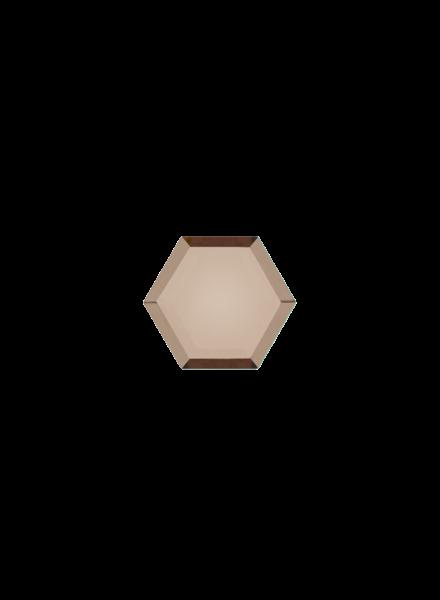Marissa Eykenloof Hexagon Smokey quartz
