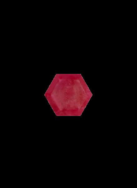 Marissa Eykenloof Hexagon Ruby
