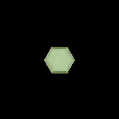 Hexagon Prehnite