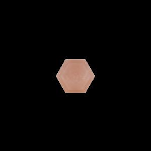 Marissa Eykenloof Hexagon Pink opal