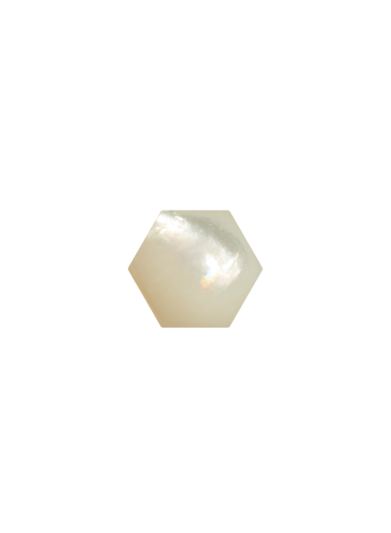 Marissa Eykenloof Hexagon Mother of pearl
