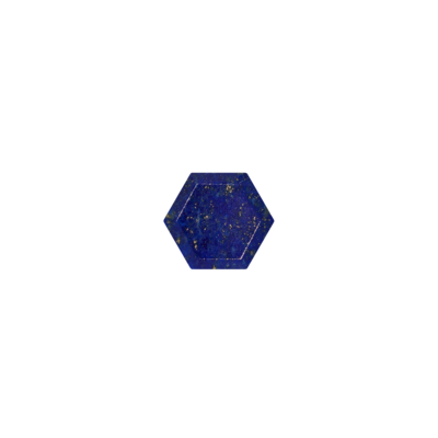 Hexagon Lapis Lazuli