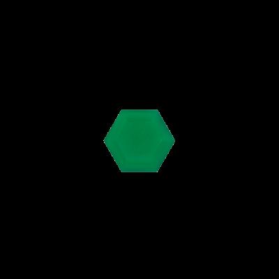 Hexagon Groen onyx