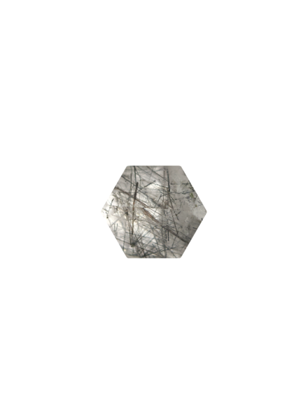 Marissa Eykenloof Hexagon Toermalijnkwarts