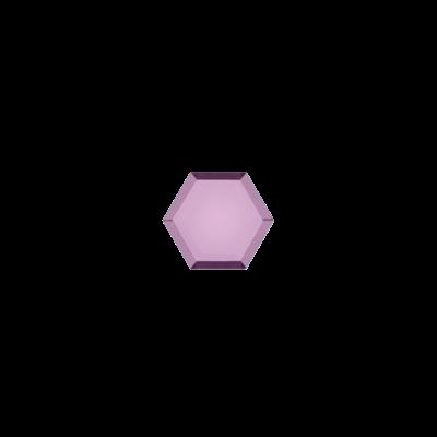 Hexagon Amethist