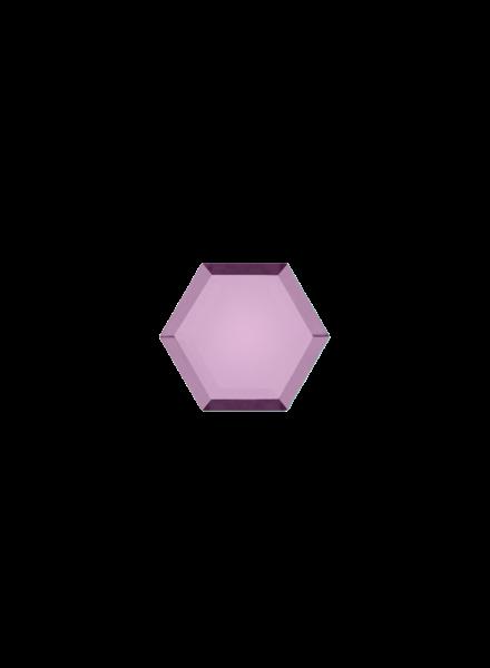 Marissa Eykenloof Hexagon Amethyst