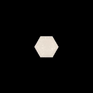 Marissa Eykenloof Hexagon White Druzy