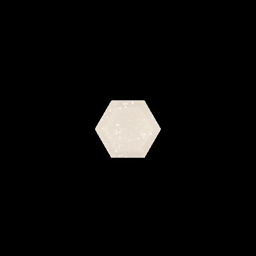 Marissa Eykenloof Hexagon Witte Druzy