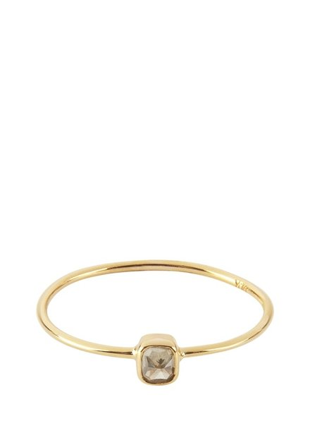 Marissa Eykenloof 14ct Gold ring with diamond