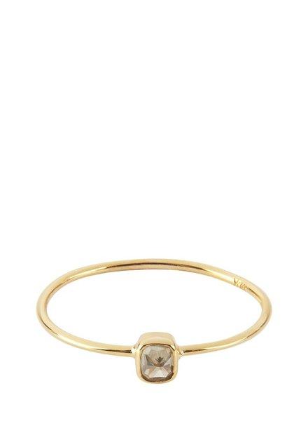 Marissa Eykenloof 14K Gold ring with diamond