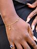 Marissa Eykenloof Gouden Louise Armband
