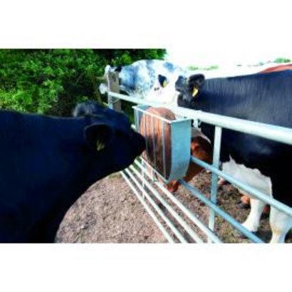 Rumevite gate feeder