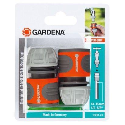 """Gardena Gardena Slangstukset 13 mm (1/2"""") - 15 mm (5/8"""")"""