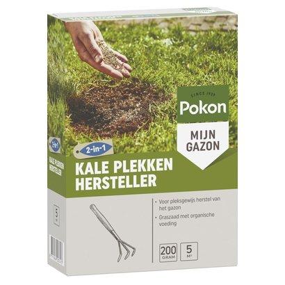 Pokon Pokon Graszaad Kale Plekken Hersteller 200gr