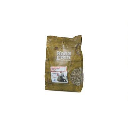 Konacorn KonaCorn Poultry pellets  4 kg