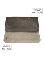 Pavelinni Placemat beige/taupe  K02/K04 - 30x45cm