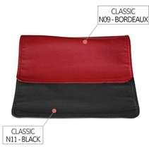 Placemat Black/Red  N11/09 - 30x45cm