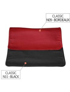 Pavelinni Placemat Black/Red  N11/09 - 30x45cm