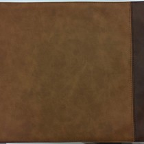 Placemat double Stripe Beige Brown/Brown K09/K05- 30 x 45 cm