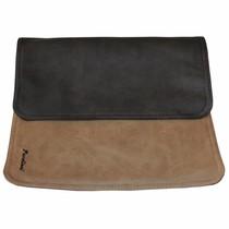 placemat Vintage Cream / Dark Brown  K08/K10 - 30x45cm