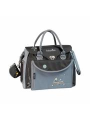 Babymoov Diaper bag Style Star A043511 Black / Gray - 36 x 28 x 21.5 cm