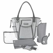 Luiertas Daily Bag A043584 Grijs - 44 x 33 x18 cm