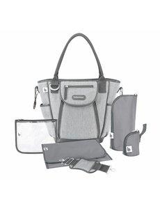 Babymoov Diaper bag Daily Bag A043584 Gray - 44 x 33 x18 cm