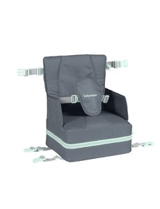 Babymoov Travel high chair / Up & Go high chair A009404 Gray - 27 x 29 x 40 cm