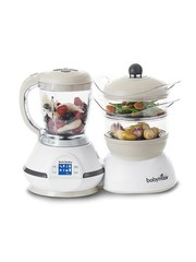 Babymoov Kitchen Robot Nutribaby Classic A001115 White - 5 Functions